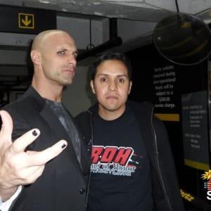 Christopher Daniels: Oficialmente fuera de TNA Wrestling 15
