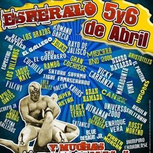 Glorias de la Lucha Libre- El mundo de la Lucha Libre- Gala y expo fan fest 6