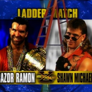 30 días, 30 luchas, 30 años de WrestleMania: Razor Ramon Vs. Shawn Michaels 7