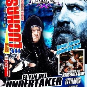 Revista Súper Luchas #522 - El Fin del Undertaker