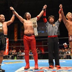 "NJPW: Resultados NJPW ""Wrestling World"" - 13/04/2014 - Día 2 5"
