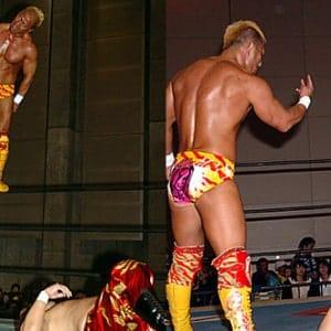 "NJPW: Resultados NJPW ""Road to Wrestling Dontaku"" - 20/04/2014 4"