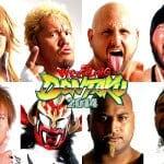 """NJPW: Cartel actualizado para """"Wrestling Dontaku 2014"""" se añaden 4 luchas más 2"""