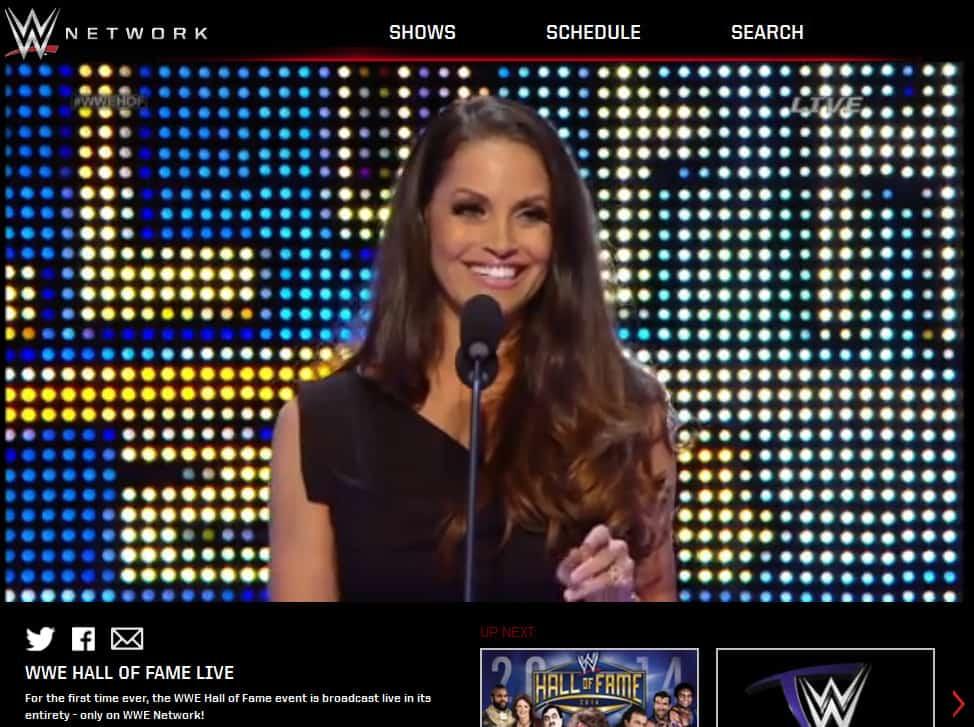 Lita - WWE Hall of Fame 2015 - YouTube