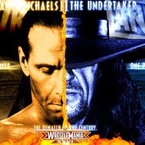 30 días, 30 luchas, 30 años de WrestleMania: The Undertaker Vs. Shawn Michaels 2