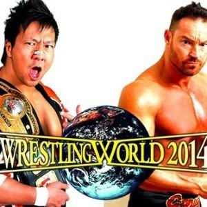 """NJPW: Listos los carteles para """"WRESTLING WORLD 2014"""", los dos eventos en Taiwán. 11"""