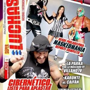 Revista Súper Luchas #524