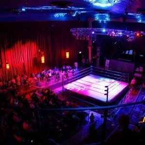 Aztec Pro Wrestling: Video - Ladies 4 Way Match Elimination - 04/05/2014 5