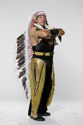 El Apache /Foto Triple A