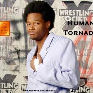Feliz cumpleaños Human Tornado 13