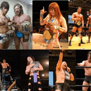 Konshu No Puroresu 16: La semana en la lucha japonesa (Del 05 al 11 de mayo de 2014) 5