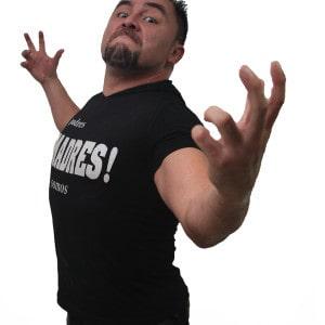 """AAA - """"Vengo a demostrarles por qué soy el rey del ring"""": Averno 2"""