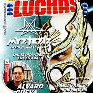 Revista SÚPER LUCHAS #526