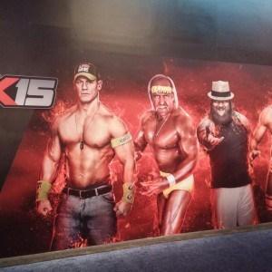 Fotos WWE: Primera imagen de WWE 2K15 3