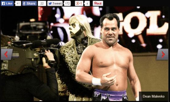 Tras ocho años, Dean Malenko renuncia como agente a WWE 1