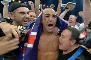 Sam Soliman defenderá su título en octubre