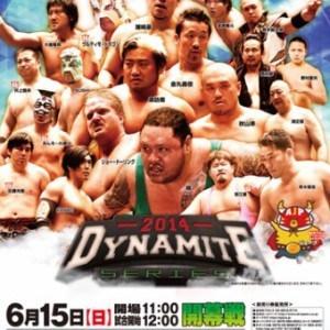 """AJPW: Listo el cartel para el inicio de la gira AJPW """"Dynamite Series 2014"""" 16"""