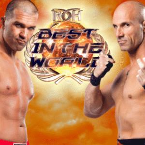 Kazarian y Christopher Daniels estarán en ROH Best in the World 2014 14