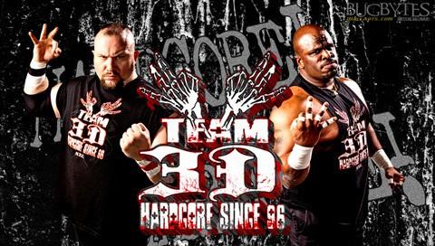 Team 3D podría abandonar TNA Wrestling 7