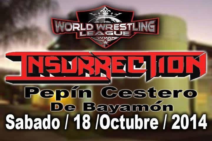 WWL: Liga Mundial de Lucha Libre de regreso a Puerto Rico 1