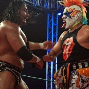 Texano Jr.  vs Psycho Clown: Misioneros vs Brazos versión moderna. 1