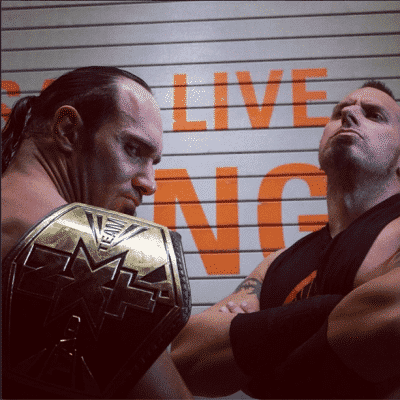 NXT Tag Team Champions