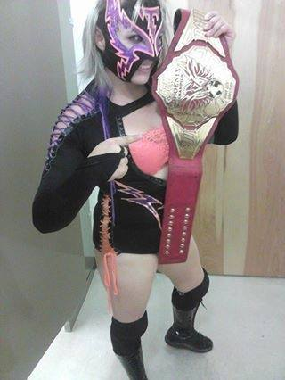 Chika Storm, champion in the USA. 14