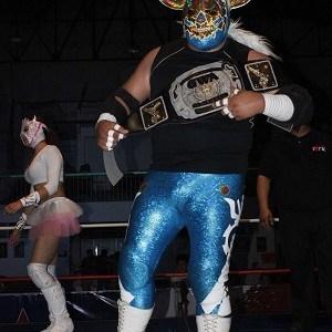 Tótem II nuevo Campeón Welter de Veracruz.