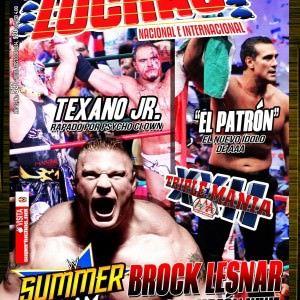Revista SÚPER LUCHAS #531 - Triplemania XIII y SummerSlamm 2014