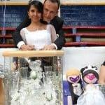 Carlos Acosta y Dark Angelita unen sus vidas en una boda singular en la Arena López Mateos 1