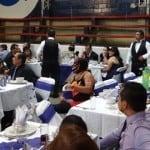Carlos Acosta y Dark Angelita unen sus vidas en una boda singular en la Arena López Mateos 3