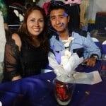 Carlos Acosta y Dark Angelita unen sus vidas en una boda singular en la Arena López Mateos 7