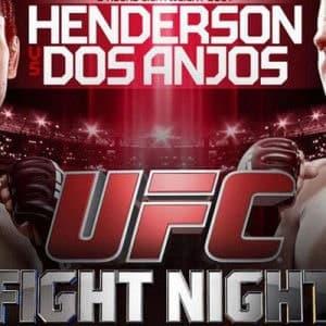 UFC Fight Night: Benson Henderson vs. Rafael dos Anjos