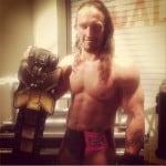 Adrian Neville retiene su Campeonato de NXT en NXT TakeOver // instagram.com/wwe
