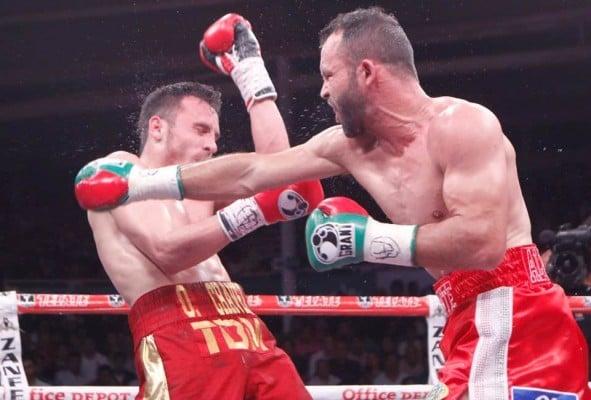 campeón de peso súper welter de la Organización Norteamericana de Boxeo