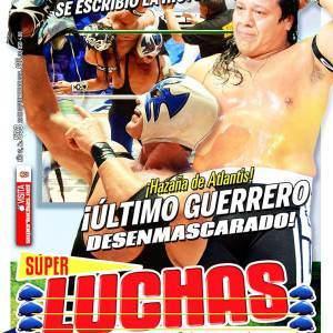 Revista Súper Luchas 533