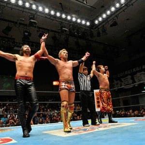 """NJPW: Resultados """"Road to Destruction"""" - 15/09/2014 16"""