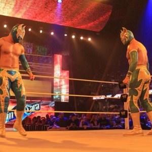 3 Años después del Máscara vs Máscara de Sin Cara en WWE 4