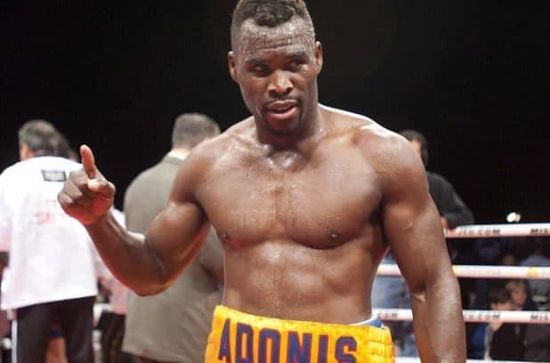 Adonis Stevenson quiere al ganador de Hopkins vs. Kovalev 1