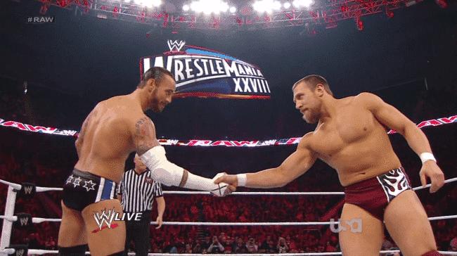 CM Punk and Daniel Bryan, Code of Honor - WWE
