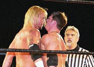 CM Punk vs. AJ Styles - ROH