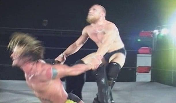 CM Punk vs. Bryan Danielson - FIP
