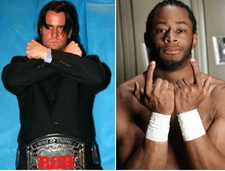 CM Punk vs. Jay Lethal - ROH