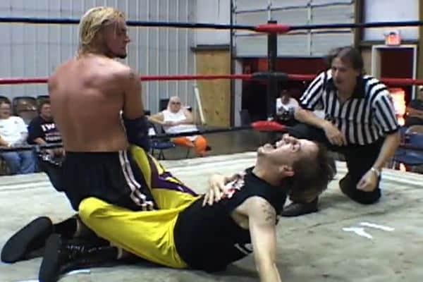 CM Punk vs. Nate Webb - IWA MS