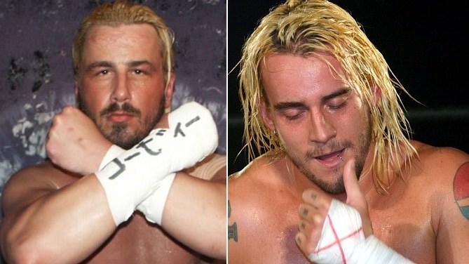 CM Punk vs. Steve Corino - ROH