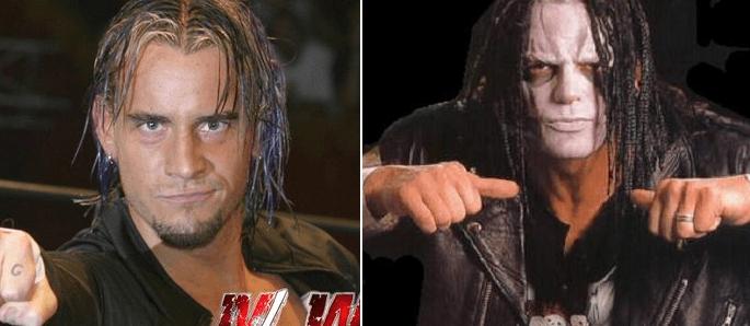 CM Punk vs. Vampiro MLW - 2003