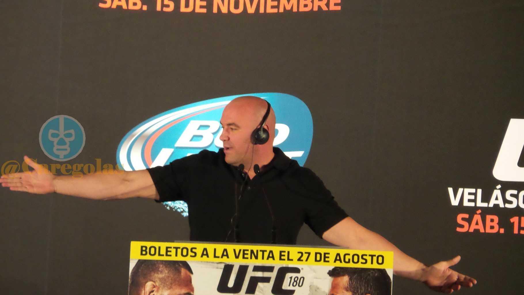 UFC y Cosmovisión Colombia firman acuerdo de distribución de contenido 1