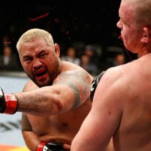 Mark Hunt habla sobre el fin de su contrato con UFC 2