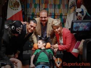 Patron SuperLuchas
