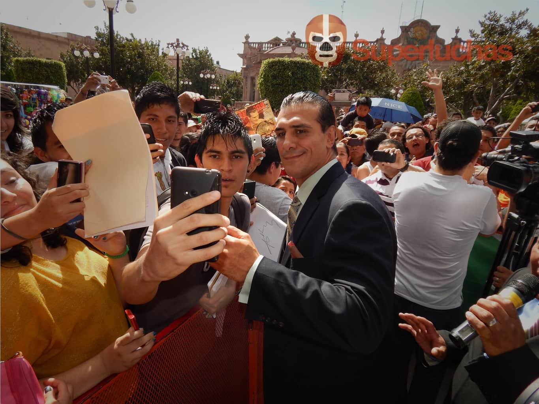 El Patrón, Alberto causa furor en San Luis Potosí 1